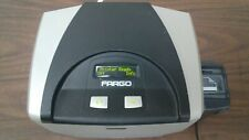 Fargo Direct to Card 400 ID Card Thermal Printer DTC400