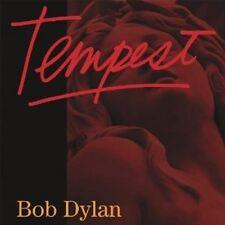 BOB DYLAN - TEMPEST VINYL LP + CD NEU ++++++++++++++++++++