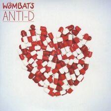 the wombats - anti-d (SINGLE 7 INCH NEU) Rare B. Valentine