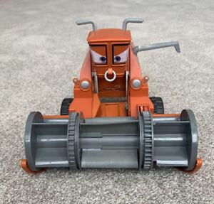 1:55 Disney Pixar Cars Frank Model Kid Toys Gift Rare Children Collection Mattel