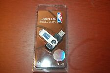Orlando Magic Tribeca 8 GB USB FLash SWIVEL Drive & LANYARD Basketball