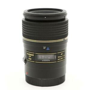 Secondhand Tamron Sp 90Mm F2.8 Di Macro 1/Model 272Ee For Canon