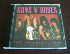 GUNS N' ROSES 2 CD DEER CREEK MUSIC CENTER Noblesville May 29 1991 FM BROADCAST