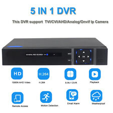 5in1 16CH 1080N AHD DVR Video Recorder 1080P AHD 3MP 5MP IP Camera CCTV Security