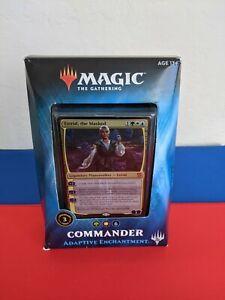 MtG: Commander 2018 - Adaptive Enchantment - Magic the Gathering Deck - New