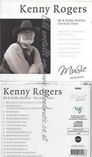 CD--KENNY ROGERS --ME & BOBBY MCGHEE