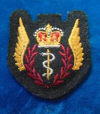 Canada RCAF Royal Canadian Air Force Flight Crew Medical Surgeon Wings badge