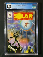 Solar, Man of the Atom #14 CGC 9.6 (1992)