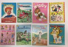 Vintage Children's Books Lot 8 Sunny Books 1960s 1970s