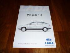 Lada 112 Prospekt 07/2001