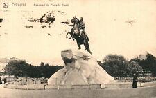 Ak*   Pétrograd - Monument de Pierre le Grand (AB)20462