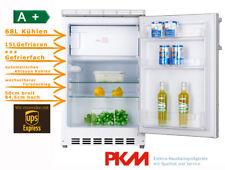 PKM KS82.3A+UB Unterbau Kühlschrank mit Gefrierfach 50cm Dekorfähig EEK A+
