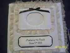 WEDDING Personalized 12 x 12 Top Load Ivory SCRAPBOOK
