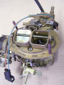NOS Holley 2 barrel Carburetor Omni Horizon 1.7L 1981 82 A/T 2-1062 model 6520