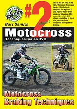Motocross Instructional, Techniques Series DVD #2 from Volume 3 by Gary Semics