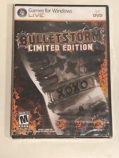 Bulletstorm EDICIÓN LIMITADA (PC, 2011) Juegos para Windows Live 7 8 10 DVD PRECINTADO