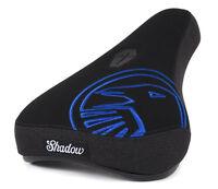 SHADOW CONSPIRACY CROW MID PIVOTAL SEAT BMX BIKE FIT HARO SE SUBROSA BLACK BLUE