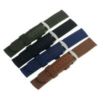 18/20mm Nylon Wrist Watch Belt Belt For Watch Stainless Steel Buckle Watch Belt