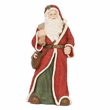 Clayre Eef Decoración De La Navidad Papá Noel Vinilo Duro 15 11 26