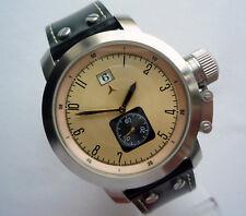 Mercedes Benz Classic U Boat Submarine Aviator Pocket Car Accessory Diver Watch
