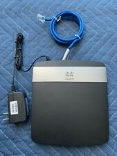 Cisco (Linksys) E2500 V2 (N600)  Dual-Band Wireless N Router