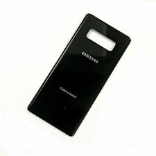 Samsung Galaxy Note 8 Back Glass Cover Battery Rear Door Black Replacement N950