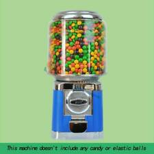 1PC Bulk Vending Gumball Candy Dispenser Machine Wholesale Vending Products Blue