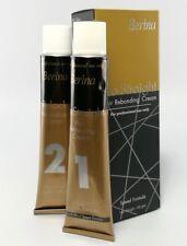 BERINA Pro Straight Hair Rebonding Cream Speed Straighter Reduce Frizzy Curling