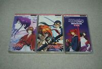 UMD VIDEO for PSP Rurouni Kenshin Video Movie Animation 3pcs Japan import