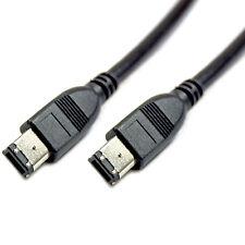 2M Ieee 1394 6 Broches Pour Prise Câble Firewire Câble