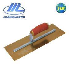 """Marshalltown 11"""" X 4.5"""" Permashape Desempenadeira lisa com Gold Série Aço Inoxidável S"""