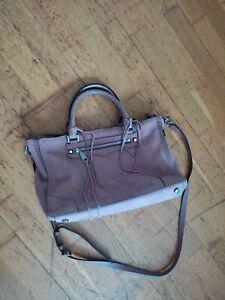 Rebecca Minkoff Tasche Leder Nubuck Handtasche