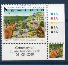 """Namibia Mi. 1235** """"100 Jahre Etoscha -Nationalpark"""" aus 2007"""