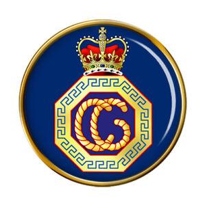 Coastguard Pin Badge