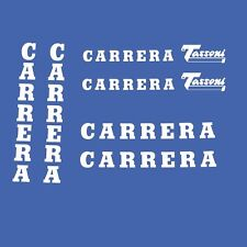 Carrera Bicycle Decals, Transfers, Stickers n.102