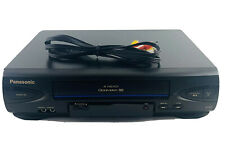 Panasonic PV-V4022 Omnivision VHS VCR Video Cassette Recorder - Tested & Working