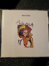 Miles Davis Amandla CD Warner Bros. 925873-2