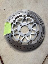 Kawasaki Z750S Left/Right Front Brake Break Rotor Disc USED ONLY FOR 100 MILES