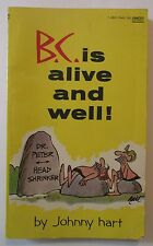 B.C. is Alive and Well by Johnny Hart (Gold Medal, 1969, Paperback)