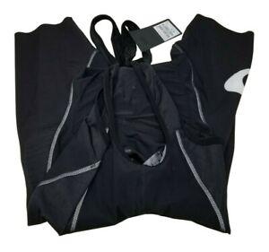 Oakley Men's Premium Branded Bib Blackout - Size M