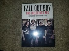 Fall Out Boy: DVD Collector's Box DVD SEALED.