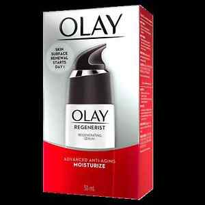 Olay Regenerist Regenerating Lightweight Moisturizer Face Serum - 1.7 Fl Oz