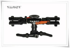 Tarot 450 Flybarless Rotor Head Tarot TL45110-07/06 split locking  Black/Silver