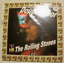 """ROLLING STONES """"DOUBLE DOOR """" DOUBLE COLOURED LP LIVE CLUB GIG CHICAGO 1997"""