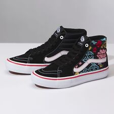 7b50e135a3 Vans SK8-HI Pro LIZZIE ARMANTO FLORAL SKATE SHOES Sneakers SIZES M-10