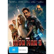 Marvel IRON MAN 3 New Dvd ROBERT DOWNEY JR ***