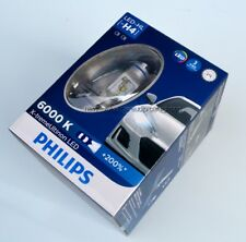 Genuine  Philips H4 6000K X-treme Ultinon LED High/Low Beam Headlight Lamp