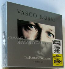VASCO ROSSI - THE PLATINUM COLLECTION - Box 3 CD Sigillato