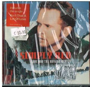 Simply Red: Love And The Russian Winter