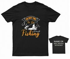 New listing The Best Time to Go Fishing T-shirt